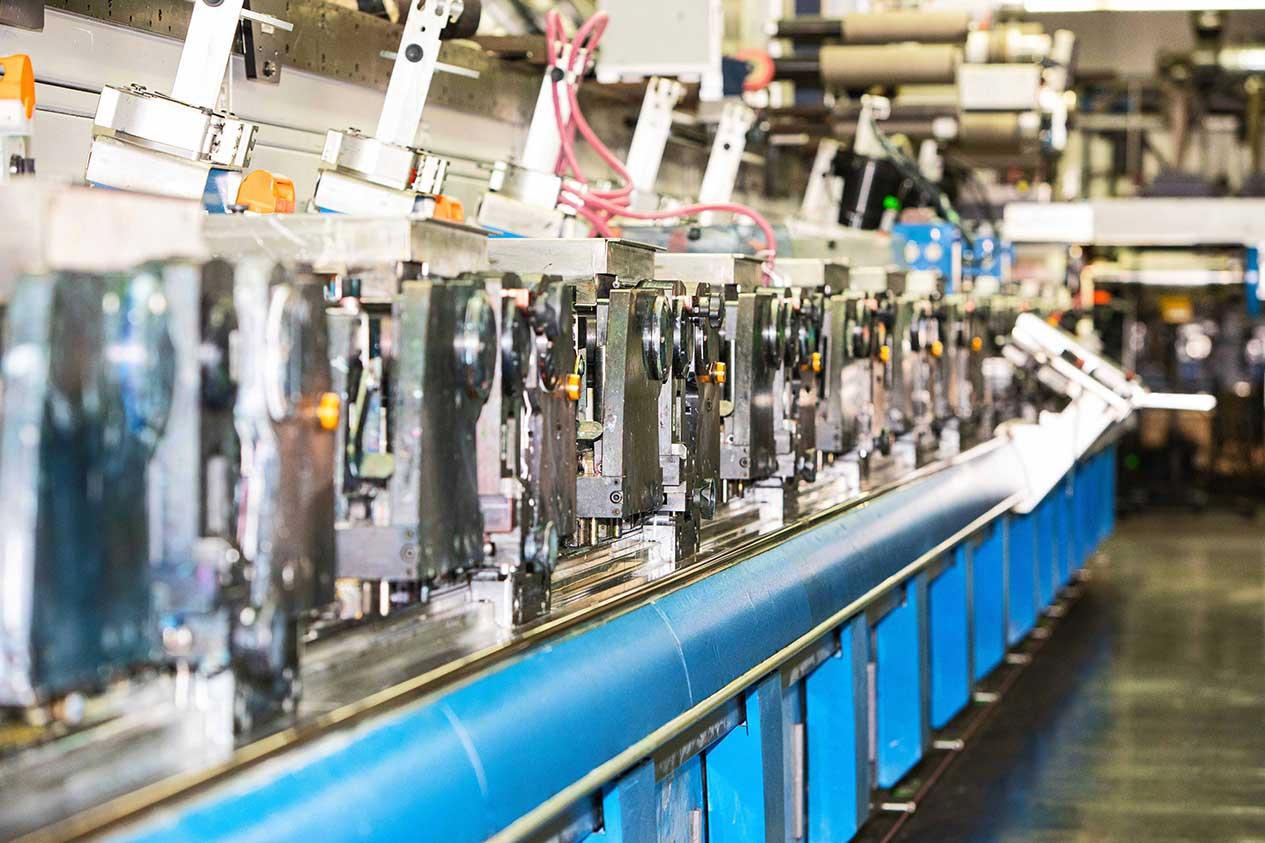 digitaldruckmaschinen und viele mehr bei talis im einsatz