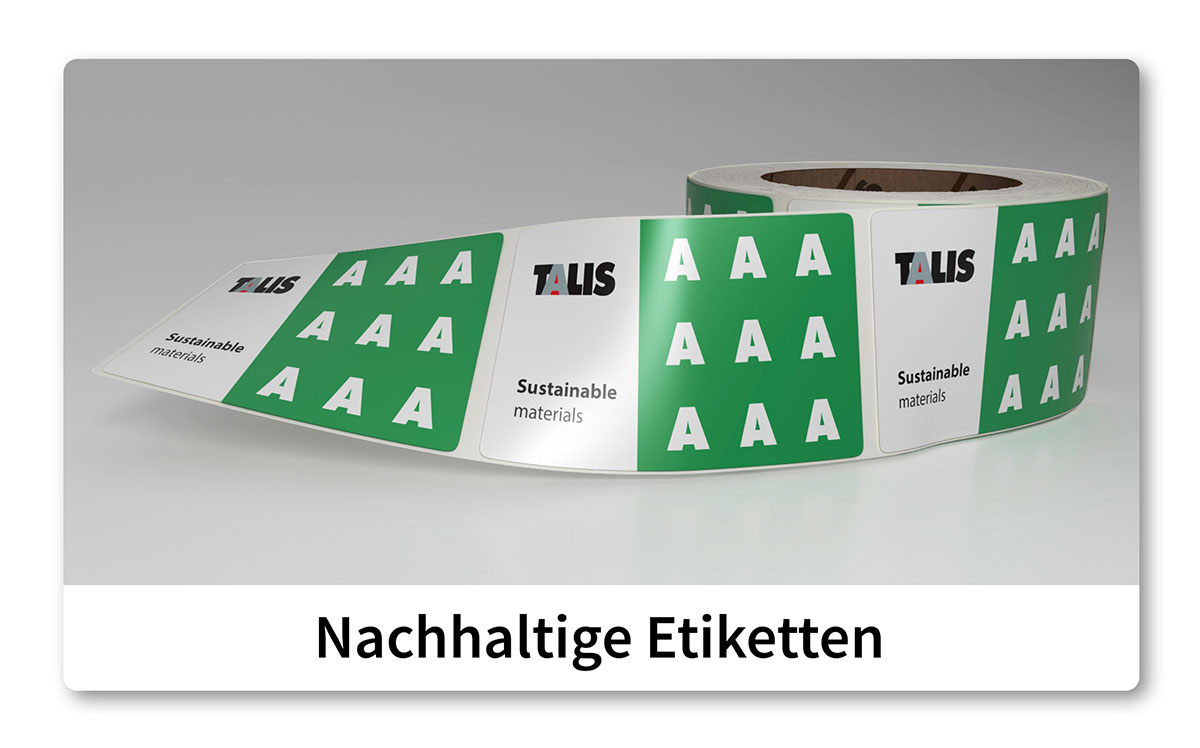 talis etikette substainable